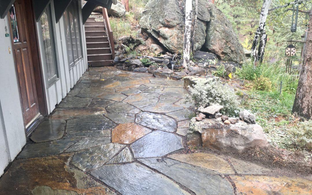 Sage Hill Entryway