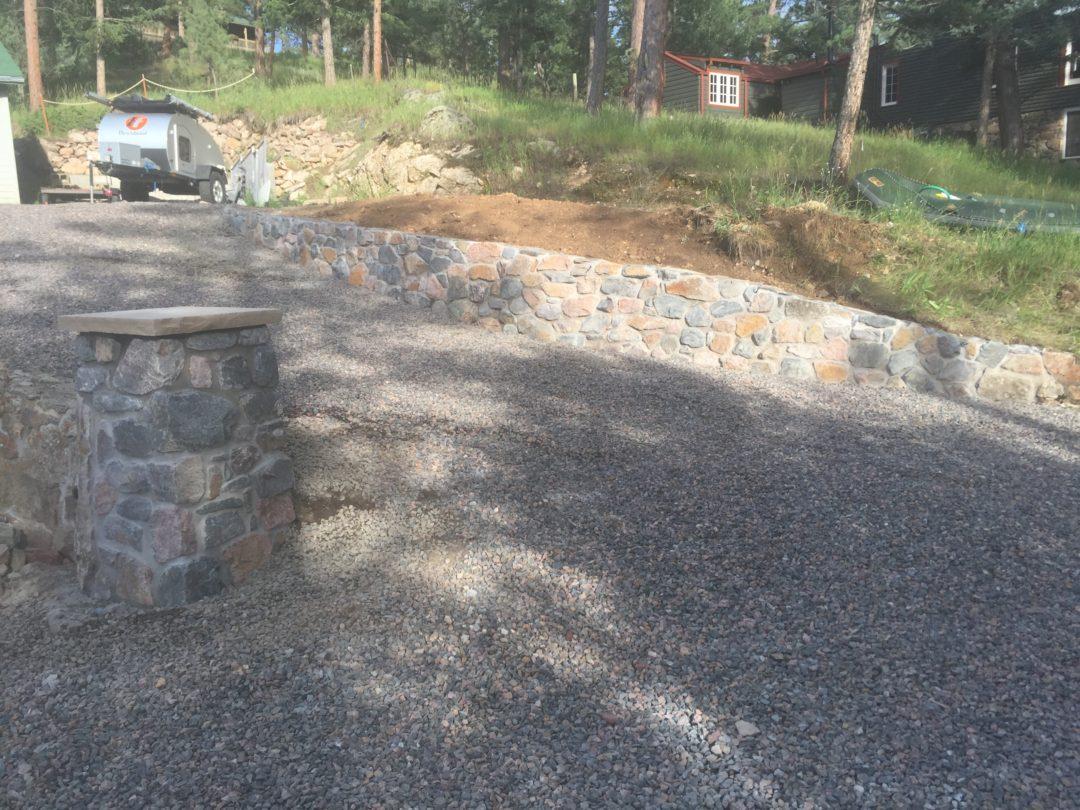 Driveway Granite